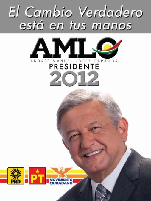 poster amlo