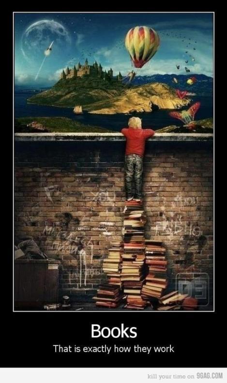 ¿Cómo funciona un libro?