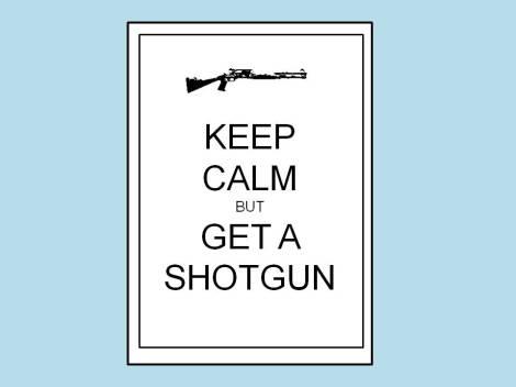 Escopeta...