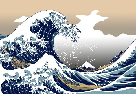 The_Great_Wave_off_Kanagawa_WP_by_painfullyxuncool