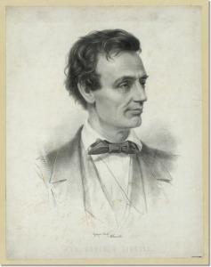 El joven Lincoln.