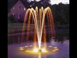 Allá en la fuente, había un chorrito...
