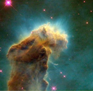 Nebulosa Estallando.  Foto: NASA
