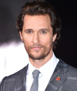 Matthew McConaughey. PHOTO / LEON NEAL        (Photo credit should read LEON NEAL/AFP/Getty Images)