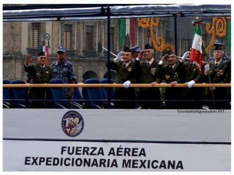 Veteranos del Escuadrón 201