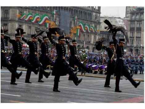 Cadetes del Heroico Colegio Militar