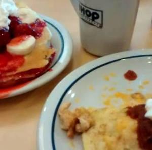 Desayuno para leñadores