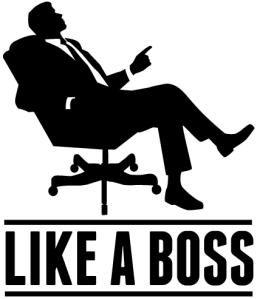 El jefe siempre tiene la razón.