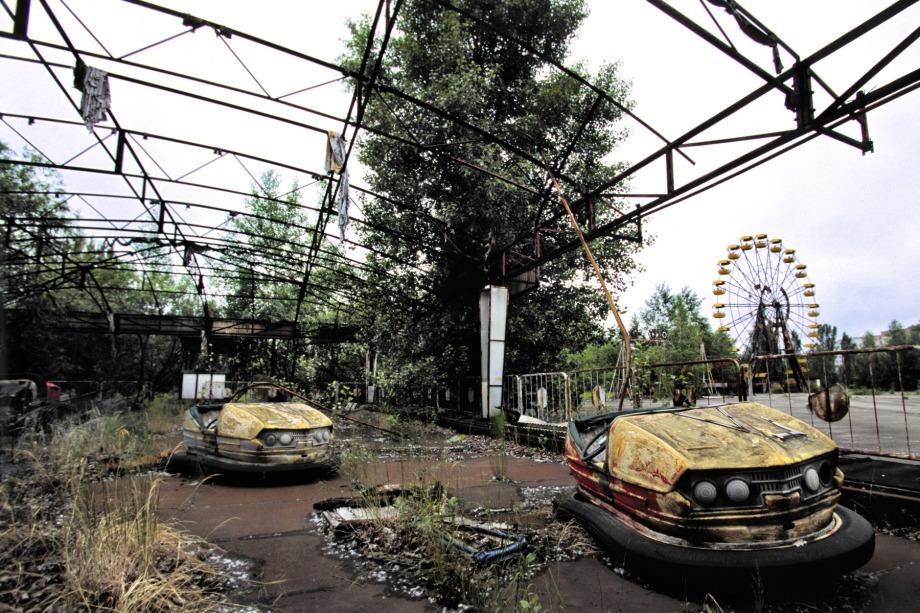 Pripyat, Ucrania.